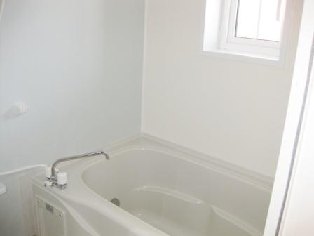 ミルトシューネ 02040号室の風呂