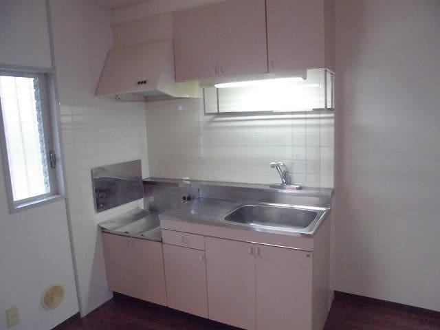 パエーゼ8 02020号室のキッチン