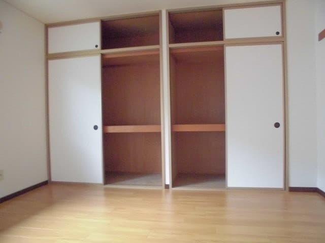 パエーゼ8 02020号室の収納