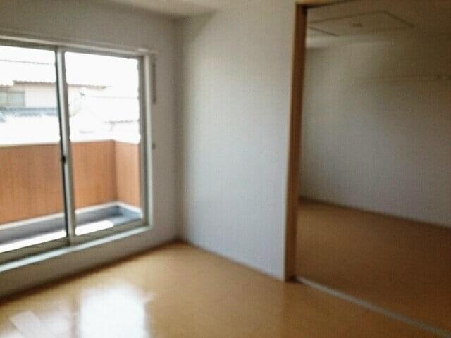 メゾン・ルーチェ Ⅰ 02030号室のリビング