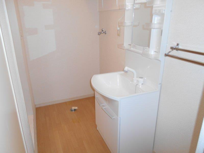 フレグランス井野 103号室の洗面所