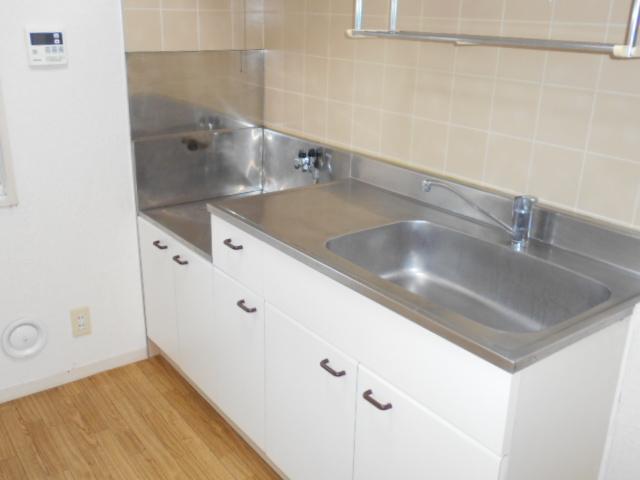 フレグランス井野 103号室のキッチン