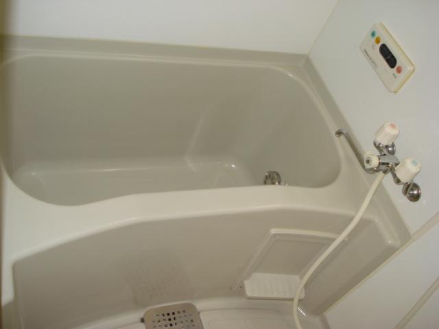 リバティーハイツ・エビハラ 101号室の風呂
