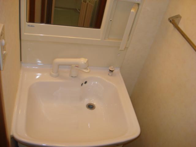 リバティーハイツ・エビハラ 101号室の洗面所