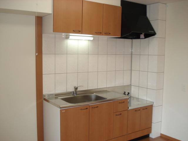 Tida Square NAMIKI 201号室のキッチン