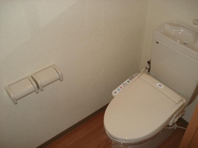 Tida Square NAMIKI 201号室のトイレ