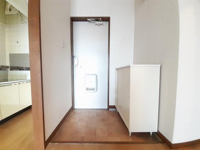 サンプレイス 02010号室の収納