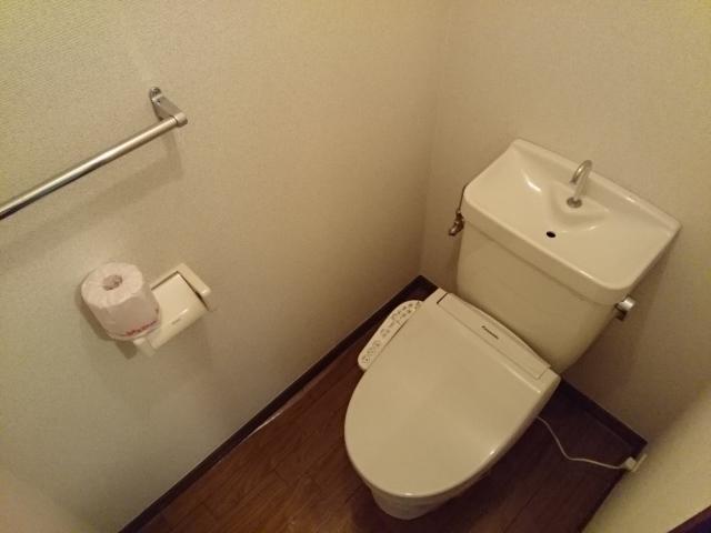サンプレイス 02010号室のセキュリティ