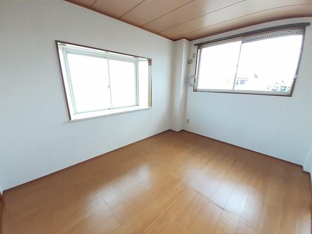 サンプレイス 02010号室のキッチン