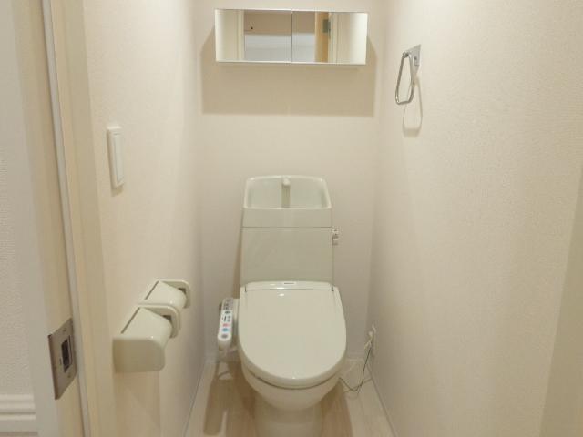 チェリーヒルズⅢ 103号室のトイレ