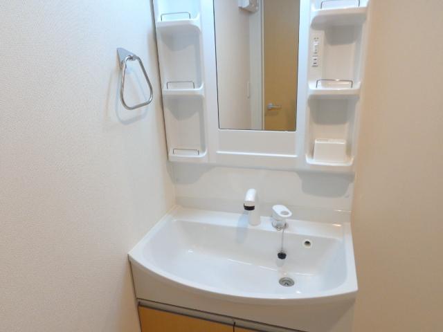 チェリーヒルズⅢ 103号室の洗面所