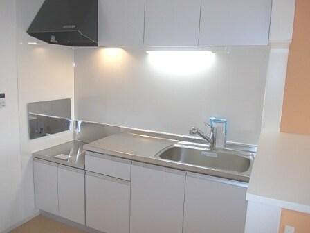 マ・シェリⅠ 02030号室のキッチン