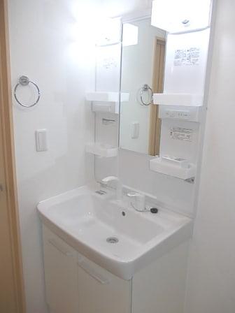 マ・シェリⅠ 02030号室の洗面所