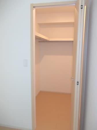 マ・シェリⅠ 02030号室の収納