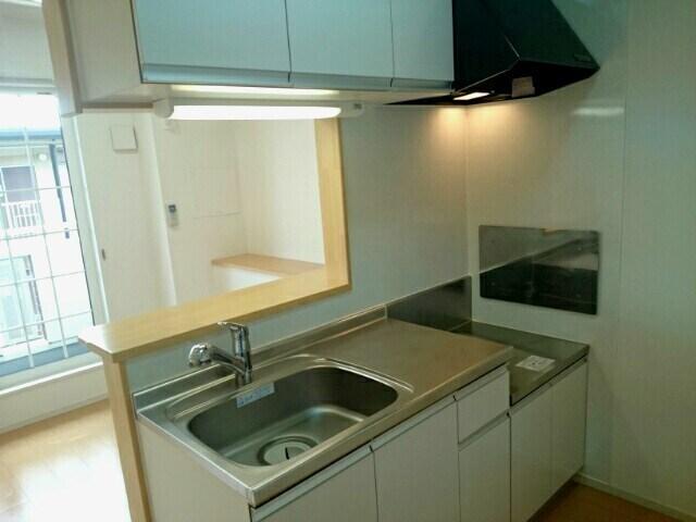 シエル・エトワレ 02020号室のキッチン