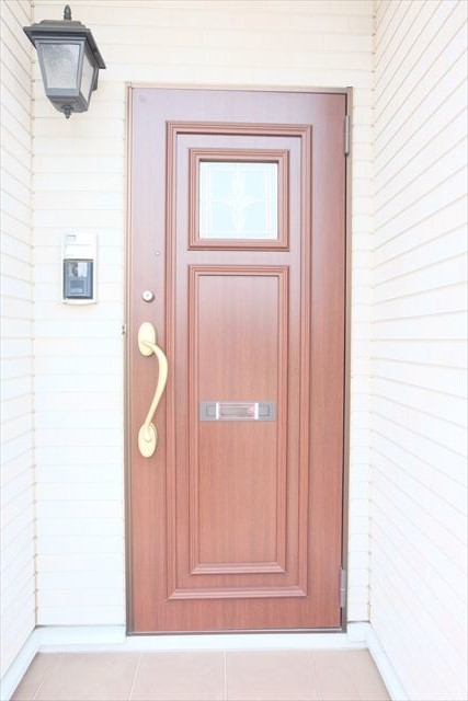 カーサ・ステラ 02010号室の玄関