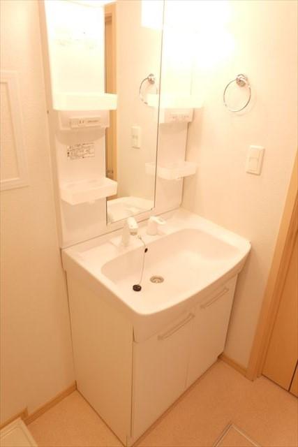 カーサ・ステラ 02010号室の洗面所