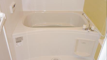 クレセールA 01010号室の風呂