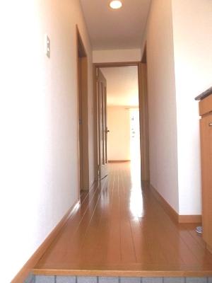 サイレントヒルズ 01030号室の玄関