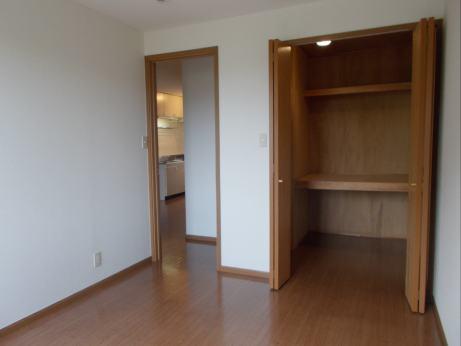 サンプレイス3 01020号室の収納