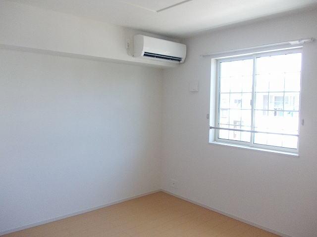 ベル・フローラ 02010号室のベッドルーム