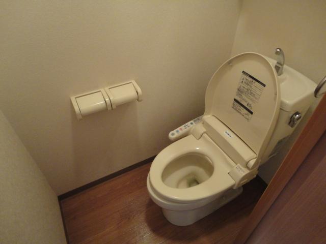 Costa del sol Ⅱ 105号室のトイレ