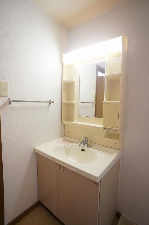 イーストコート 02020号室の洗面所
