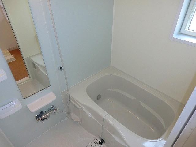 ジェルメⅥ 02050号室の風呂