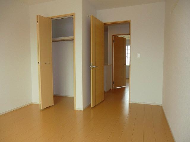 ジェルメⅥ 02050号室の収納
