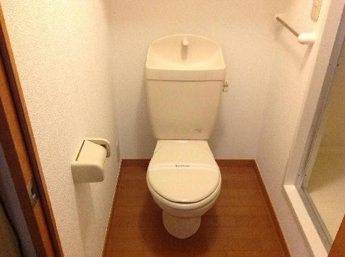レオパレスピュアライズパートⅡ 205号室のトイレ