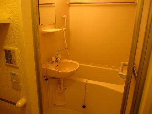 レオパレスピュアライズパートⅡ 205号室の風呂