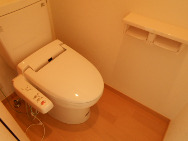 ジ・アパートメント下堀 104号室のトイレ