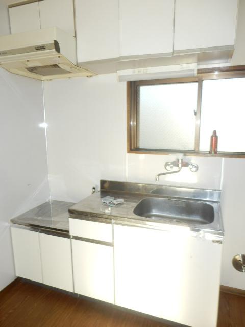 グランベールヨシミ 201号室のキッチン