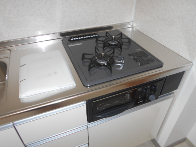 メゾン・エスポアール 302号室のキッチン
