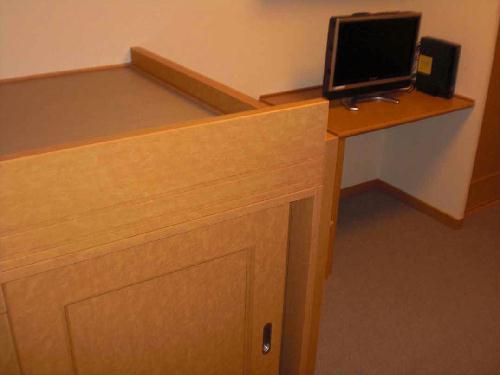 レオパレスエンボーダ 203号室のキッチン