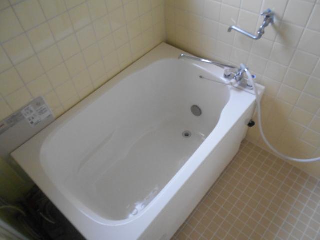 ファミール扇町 301号室のトイレ