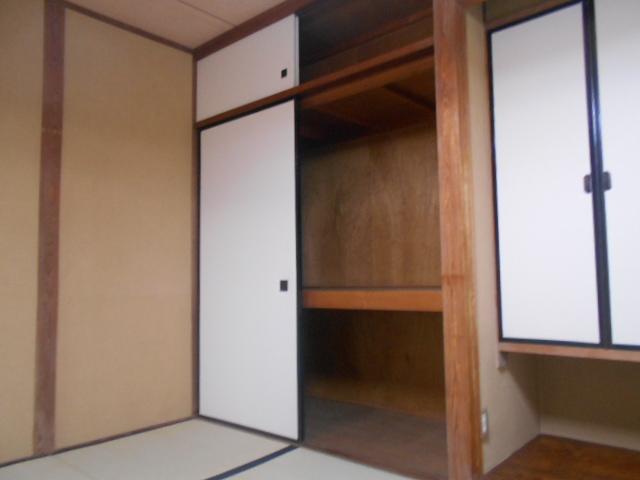 ファミール扇町 301号室の玄関