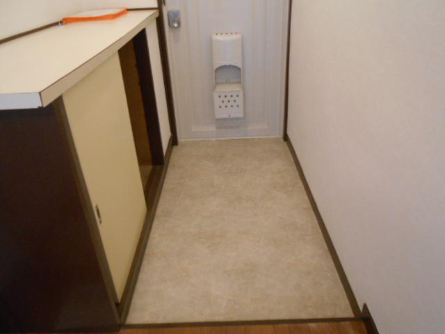 ファミール扇町 301号室の居室
