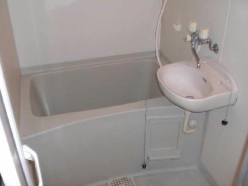 レオパレスメイル・サルートⅡ 201号室の風呂