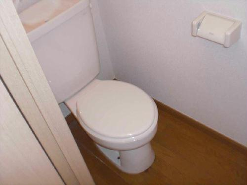 レオパレスメイル・サルートⅡ 201号室のトイレ