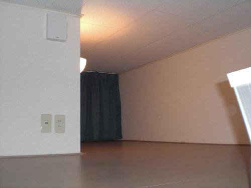 レオパレスウエスト 201号室の収納