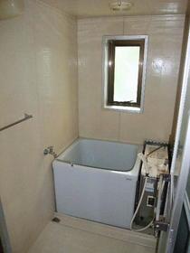 向陽コーポ 201号室の風呂