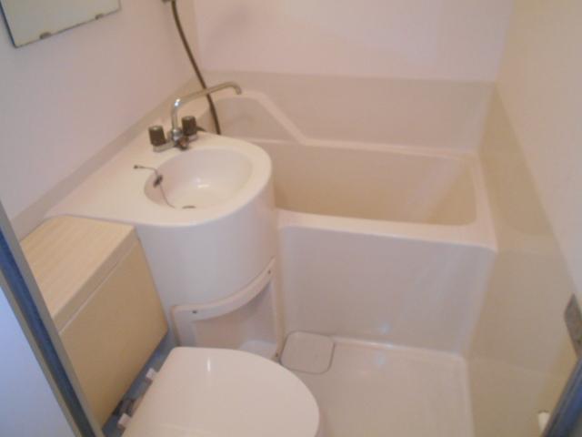 ロッキーホーム扇町 201号室の風呂
