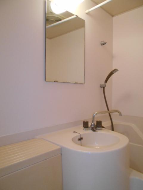 ロッキーホーム扇町 201号室の洗面所