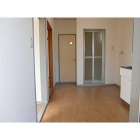 コーポ住野 0201号室のベッドルーム