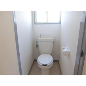 コーポ住野 0201号室のトイレ