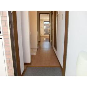 コーポ住野 0201号室の玄関