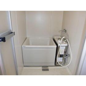 コーポ住野 0201号室の風呂