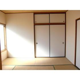 コーポ住野 0201号室の収納