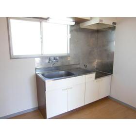 コーポ住野 0201号室のキッチン